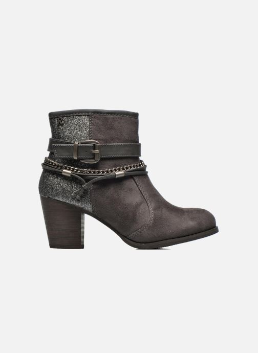 Ankle boots Refresh Deborah-61181 Grey back view